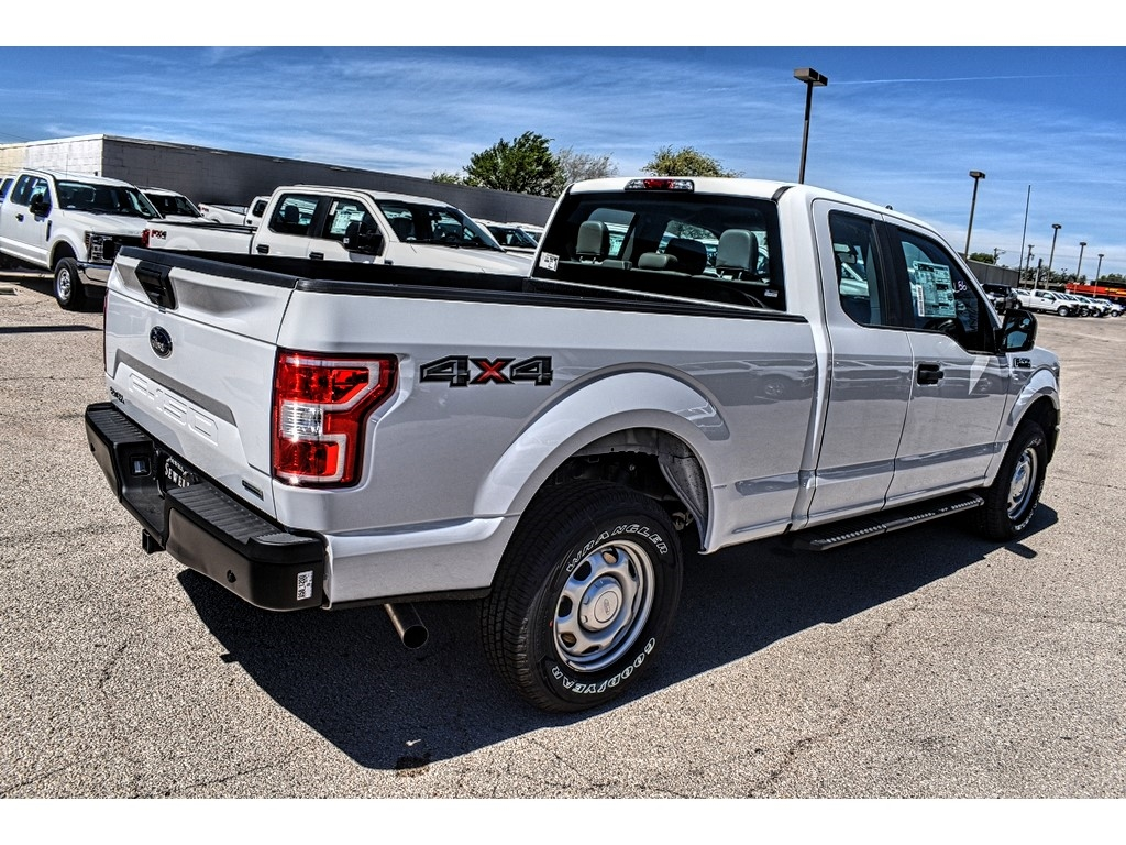 2020 Ford F-150 Super Cab 4x4, Pickup #L04583 - photo 2
