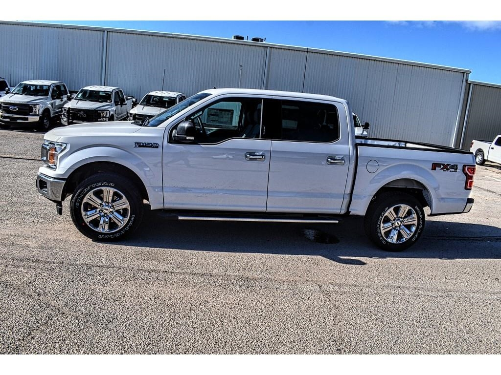 2020 Ford F-150 SuperCrew Cab 4x4, Pickup #L09024 - photo 5
