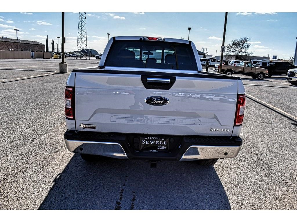 2020 Ford F-150 SuperCrew Cab 4x4, Pickup #L09024 - photo 7
