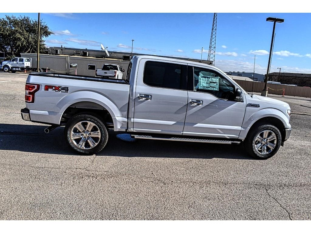 2020 Ford F-150 SuperCrew Cab 4x4, Pickup #L09024 - photo 8