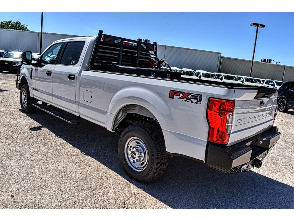 2020 Ford F-350 Crew Cab 4x4, Pickup #L10052 - photo 6