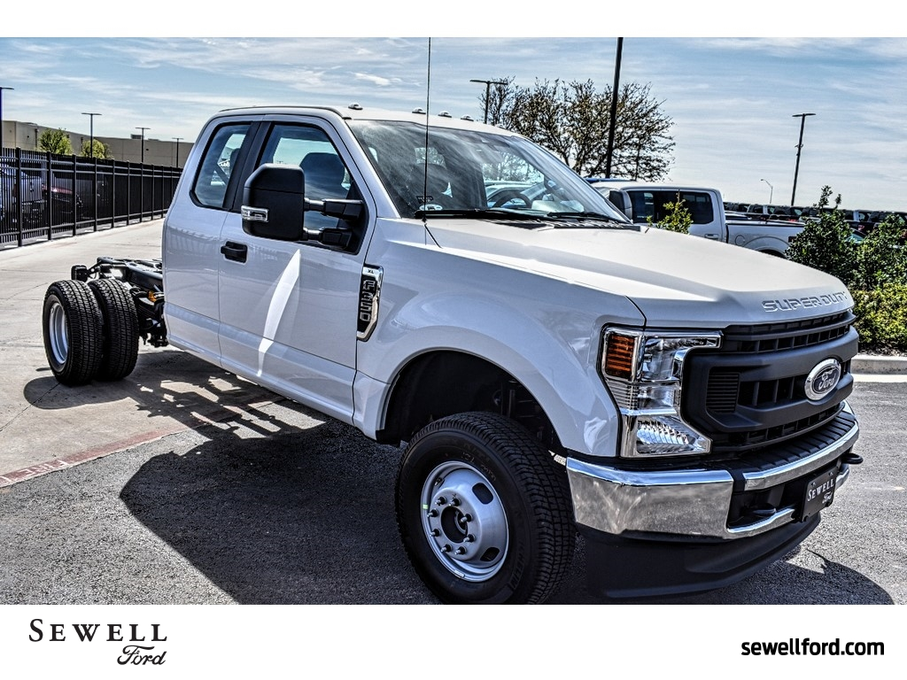 2020 F-350 Super Cab DRW 4x4, Cab Chassis #L11048 - photo 1