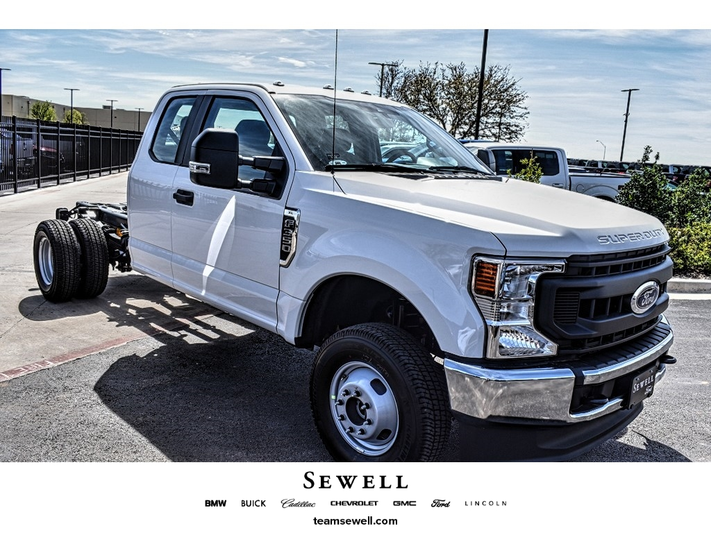 2020 Ford F-350 Super Cab DRW 4x4, Cab Chassis #L11048 - photo 1
