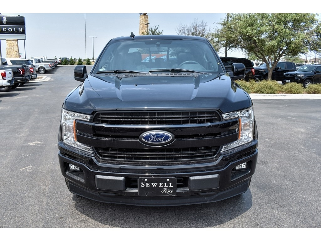 2020 Ford F-150 SuperCrew Cab 4x2, Pickup #L15497 - photo 3