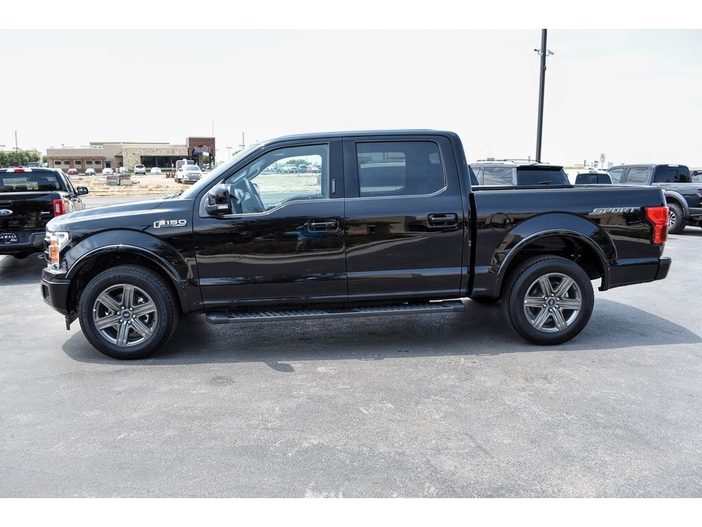 2020 Ford F-150 SuperCrew Cab 4x2, Pickup #L15497 - photo 5