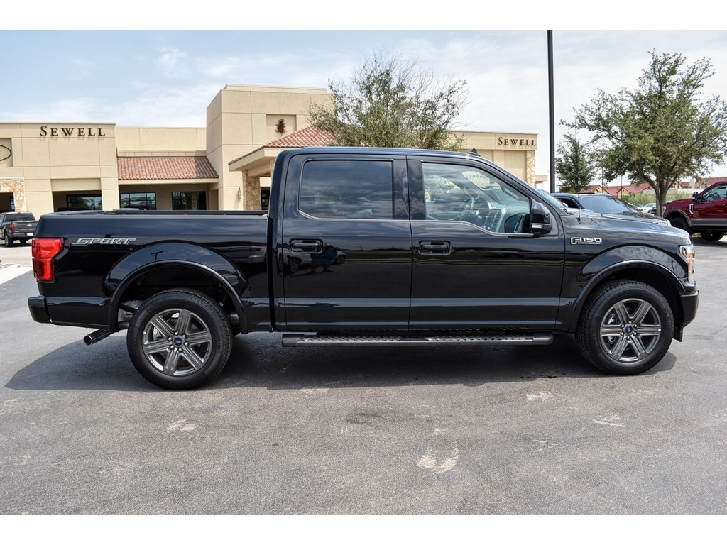2020 Ford F-150 SuperCrew Cab 4x2, Pickup #L15497 - photo 8