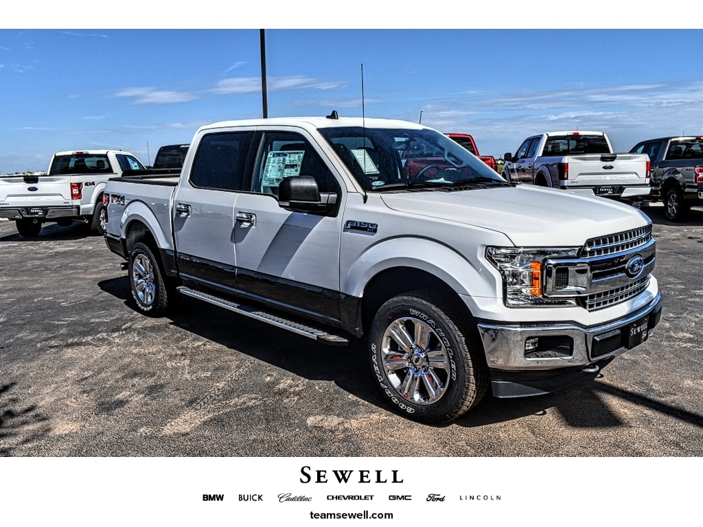2020 Ford F-150 SuperCrew Cab 4x4, Pickup #L15499 - photo 1
