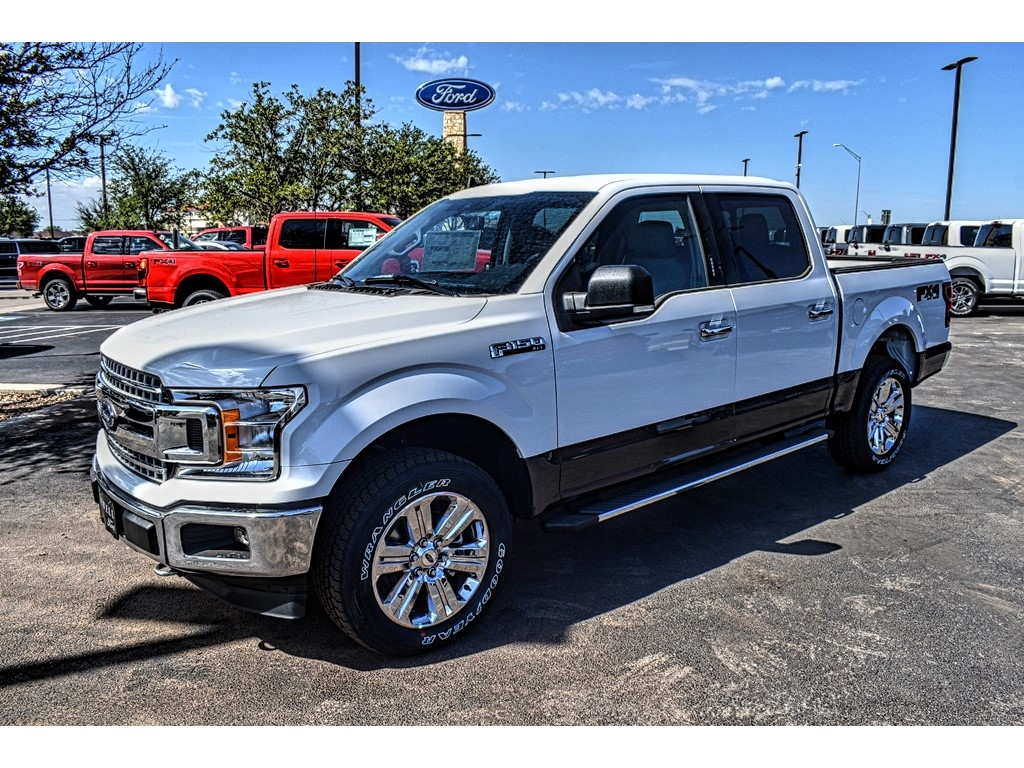 2020 Ford F-150 SuperCrew Cab 4x4, Pickup #L15499 - photo 4