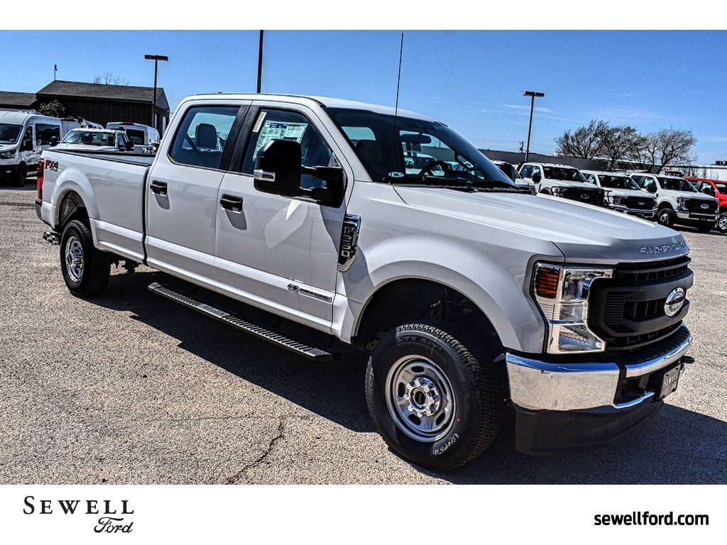 2020 F-350 Crew Cab 4x4, Pickup #L19541 - photo 1