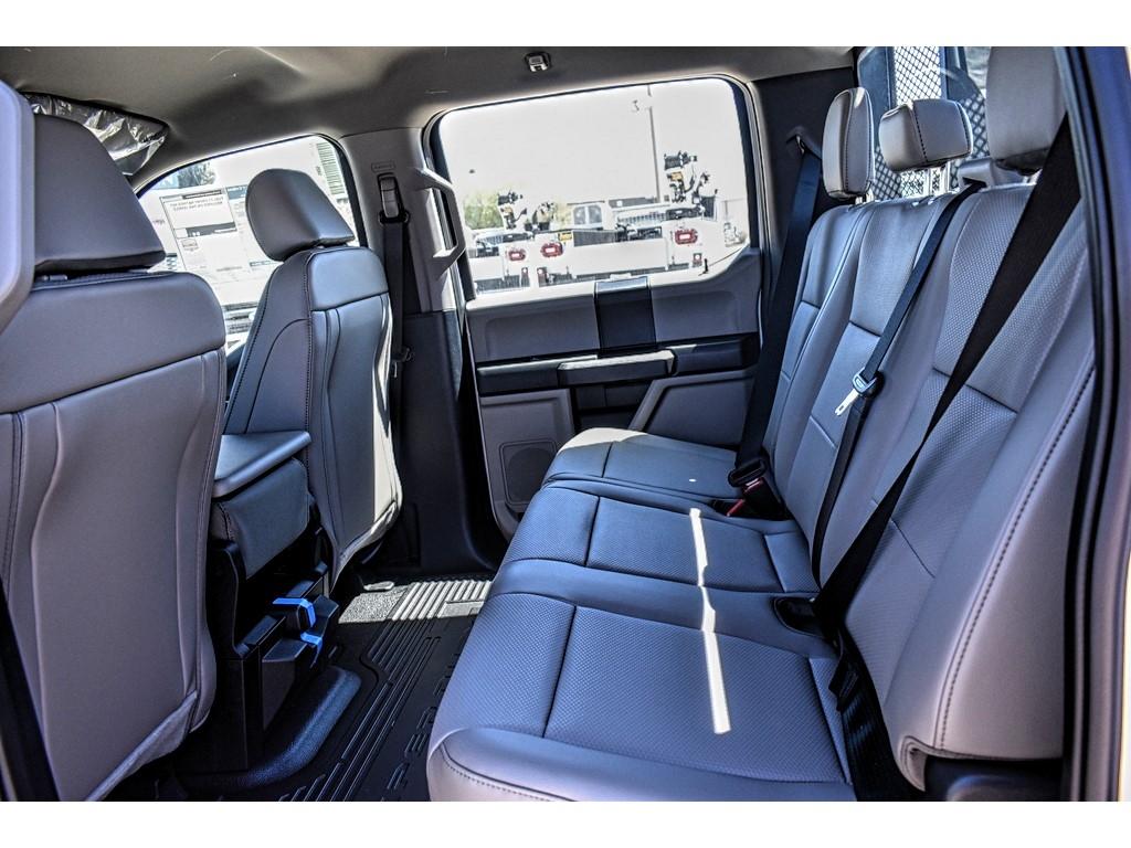 2020 Ford F-350 Crew Cab DRW 4x4, Platform Body #L19544 - photo 11