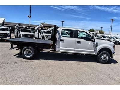 2020 Ford F-350 Crew Cab DRW 4x4, Platform Body #L19544 - photo 8