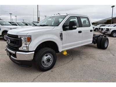 2020 Ford F-350 Crew Cab DRW 4x4, Cab Chassis #L19546 - photo 4