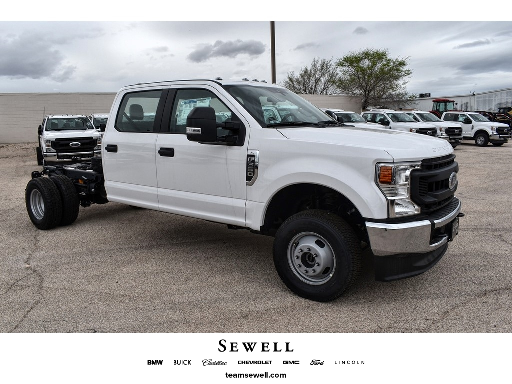 2020 Ford F-350 Crew Cab DRW 4x4, Cab Chassis #L19554 - photo 1