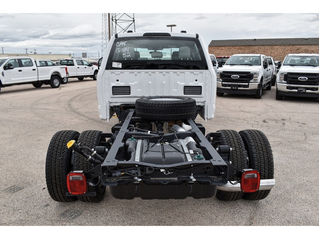 2020 Ford F-350 Crew Cab DRW 4x4, Cab Chassis #L19554 - photo 8