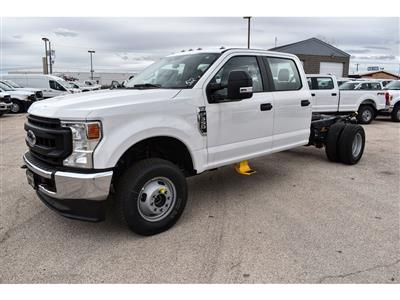 2020 Ford F-350 Crew Cab DRW 4x4, Cab Chassis #L19554 - photo 4