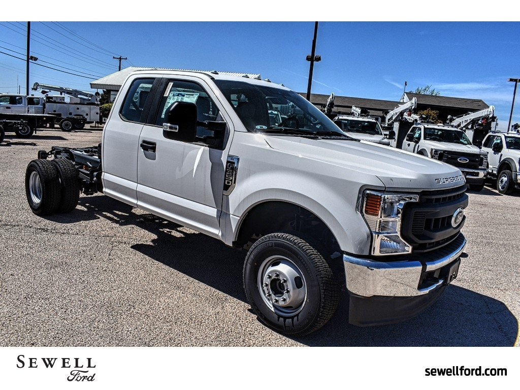 2020 F-350 Super Cab DRW 4x4, Cab Chassis #L19572 - photo 1