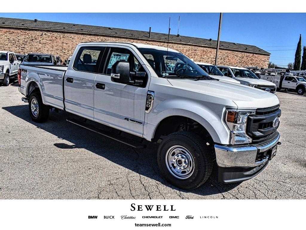2020 Ford F-350 Crew Cab 4x4, Pickup #L28680 - photo 1