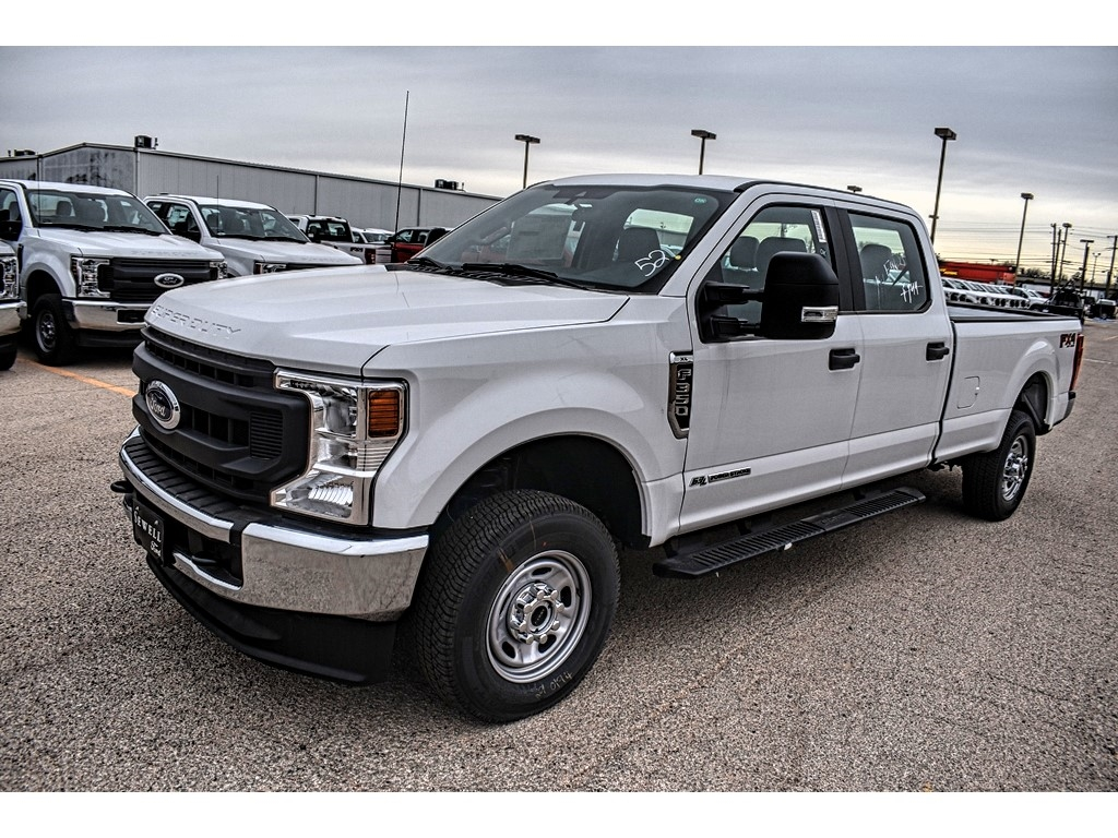 2020 Ford F-350 Crew Cab 4x4, Pickup #L28689 - photo 4