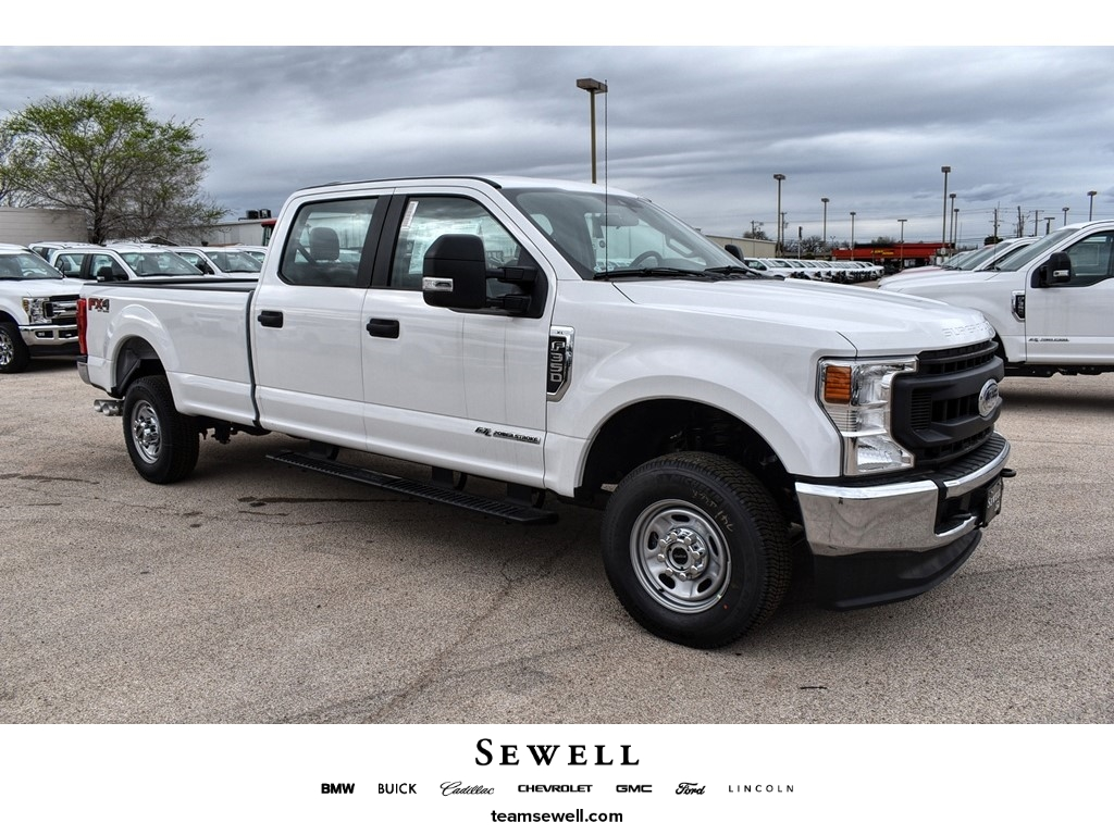 2020 Ford F-350 Crew Cab 4x4, Pickup #L28690 - photo 1