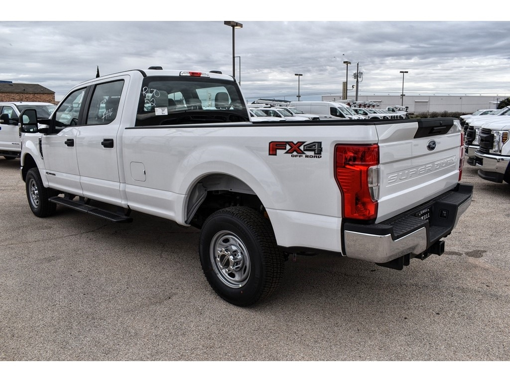 2020 Ford F-350 Crew Cab 4x4, Pickup #L28690 - photo 6