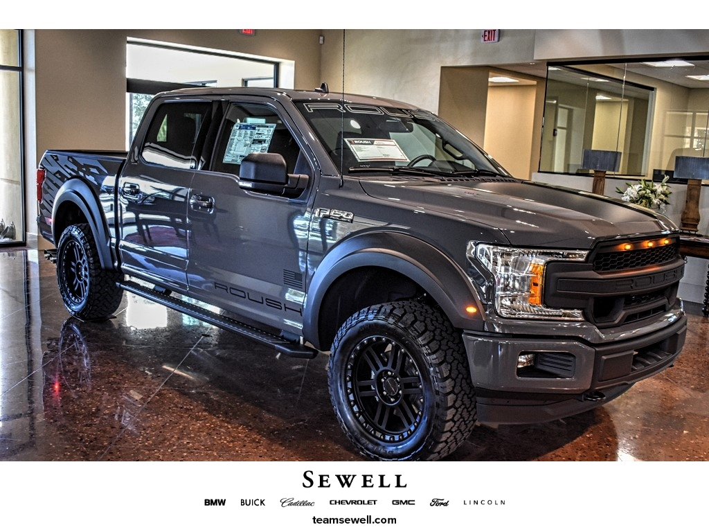 2020 Ford F-150 SuperCrew Cab 4x4, Roush Pickup #L29872 - photo 1