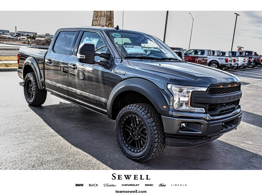 2020 Ford F-150 SuperCrew Cab 4x4, Roush Pickup #L29878 - photo 1