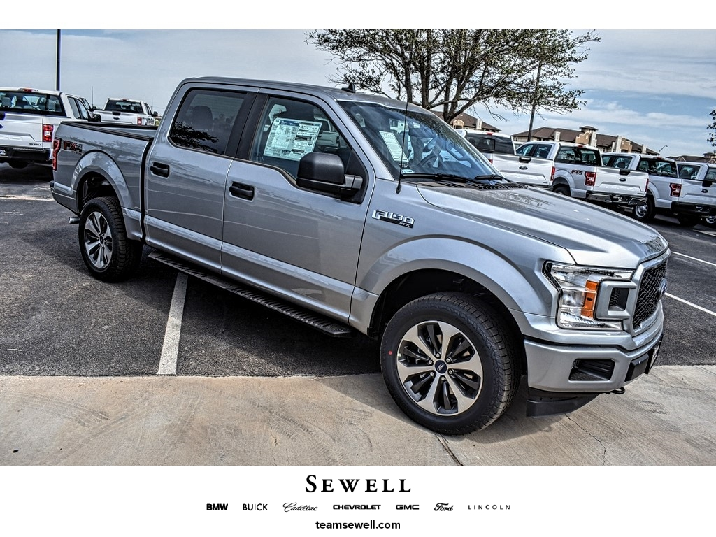 2020 Ford F-150 SuperCrew Cab 4x4, Pickup #L36678 - photo 1