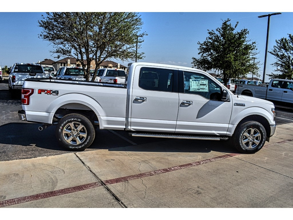 2020 Ford F-150 SuperCrew Cab 4x4, Pickup #L36680 - photo 10