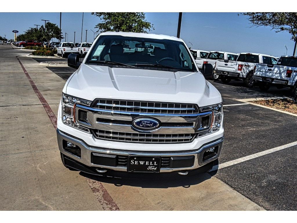 2020 Ford F-150 SuperCrew Cab 4x4, Pickup #L36680 - photo 3