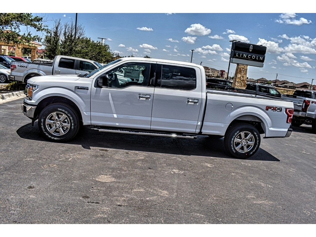 2020 Ford F-150 SuperCrew Cab 4x4, Pickup #L36684 - photo 5