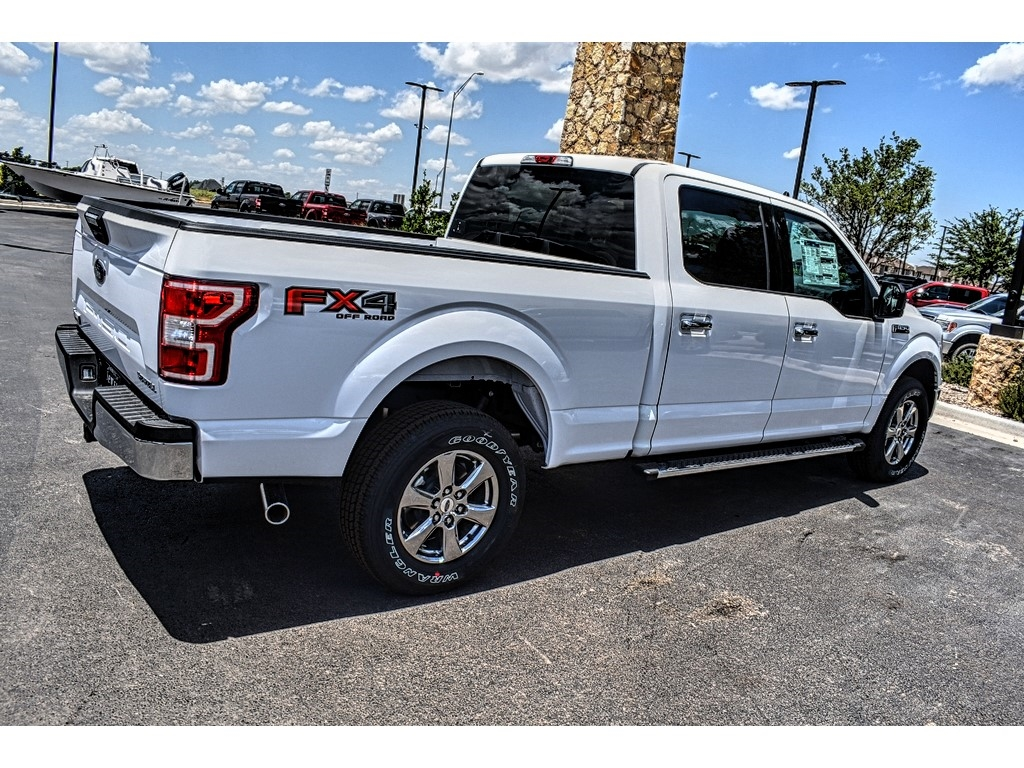 2020 Ford F-150 SuperCrew Cab 4x4, Pickup #L36684 - photo 2