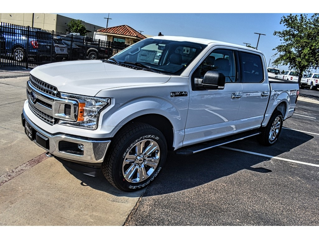 2020 Ford F-150 SuperCrew Cab 4x4, Pickup #L36695 - photo 4