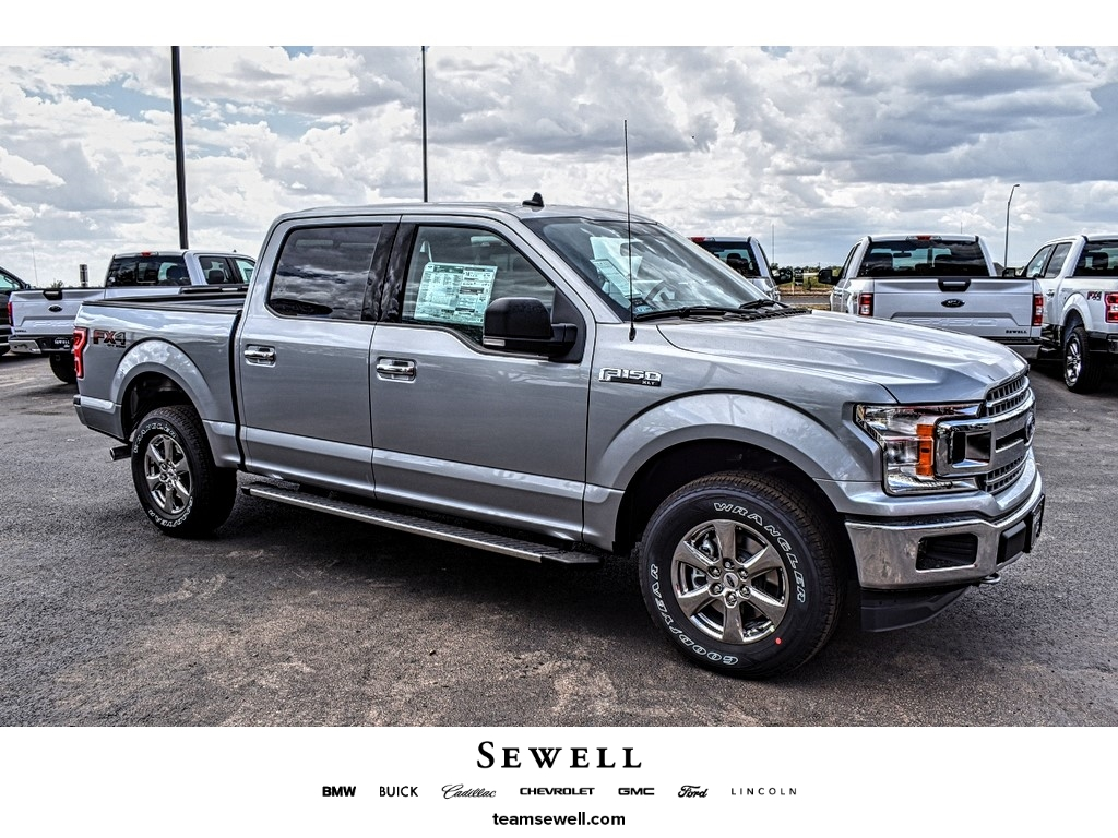 2020 Ford F-150 SuperCrew Cab 4x4, Pickup #L36706 - photo 1