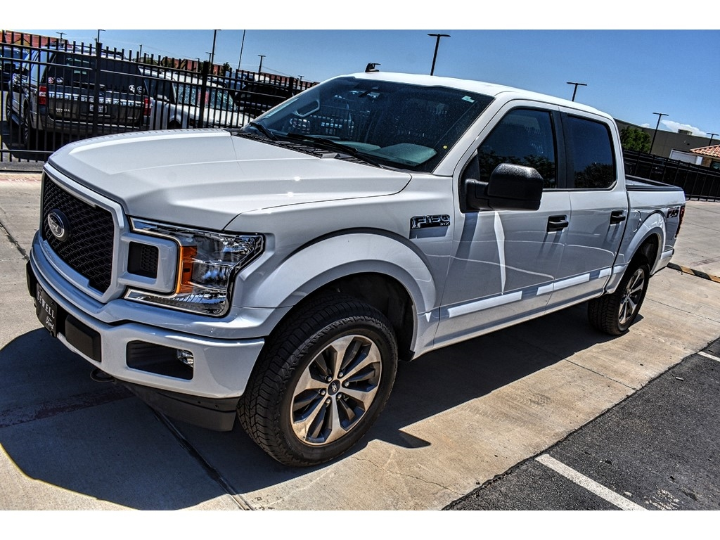 2020 Ford F-150 SuperCrew Cab 4x4, Pickup #L38445 - photo 4