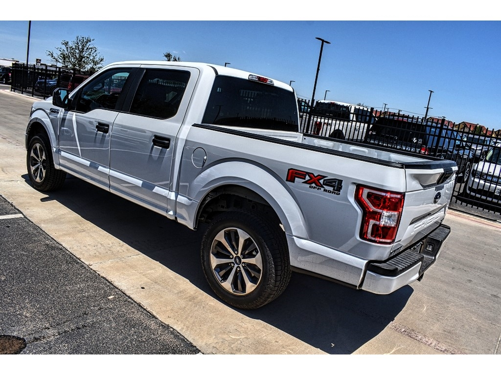 2020 Ford F-150 SuperCrew Cab 4x4, Pickup #L38445 - photo 7