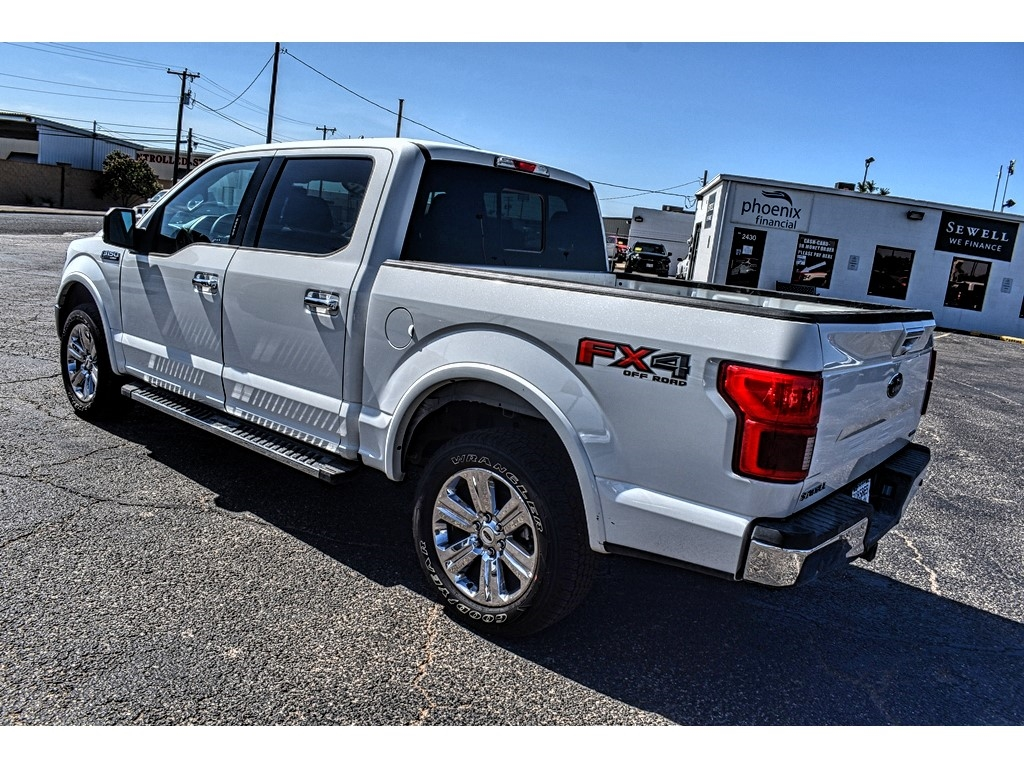 2020 Ford F-150 SuperCrew Cab 4x4, Pickup #E90864 - photo 7