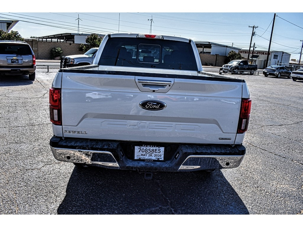 2020 Ford F-150 SuperCrew Cab 4x4, Pickup #E90864 - photo 8