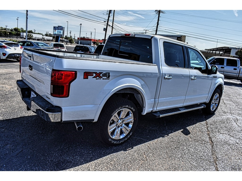 2020 Ford F-150 SuperCrew Cab 4x4, Pickup #E90864 - photo 2