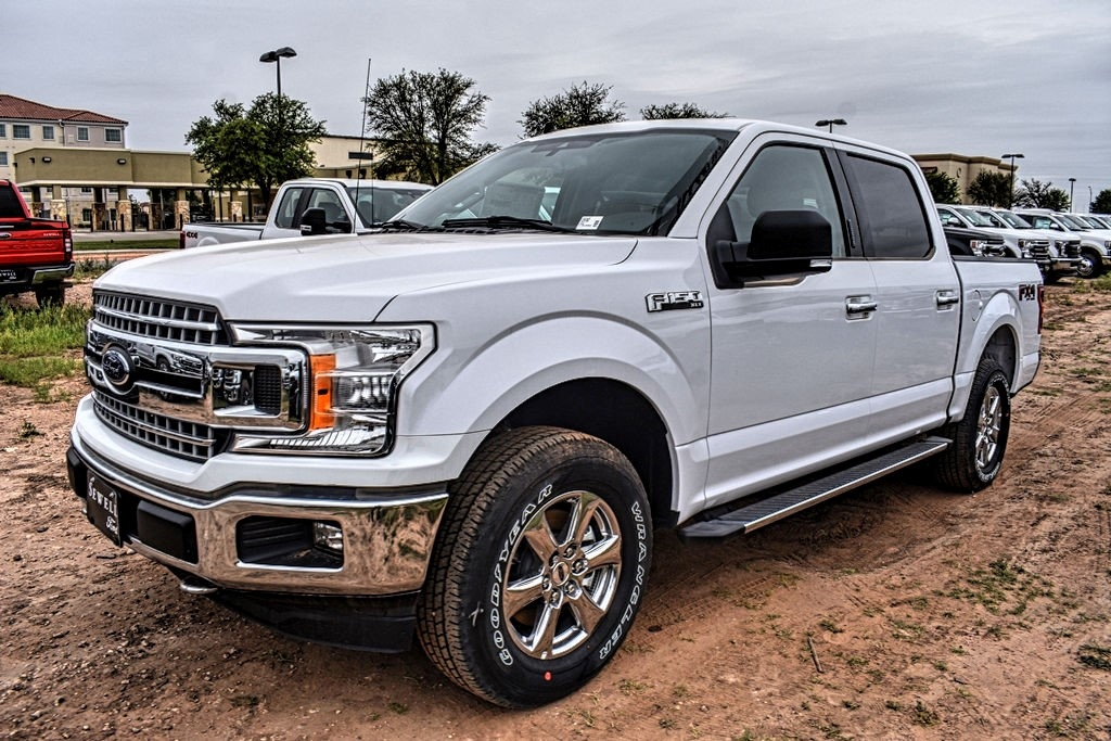 2020 Ford F-150 SuperCrew Cab 4x4, Pickup #L38639 - photo 3