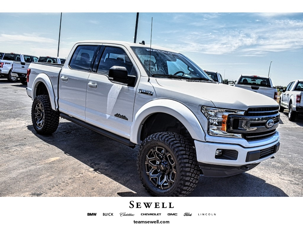 2020 Ford F-150 SuperCrew Cab 4x4, Pickup #L38734 - photo 1