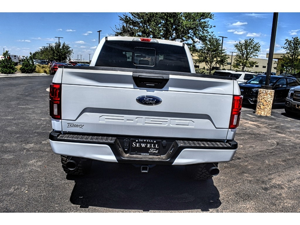 2020 Ford F-150 SuperCrew Cab 4x4, Pickup #L38734 - photo 7