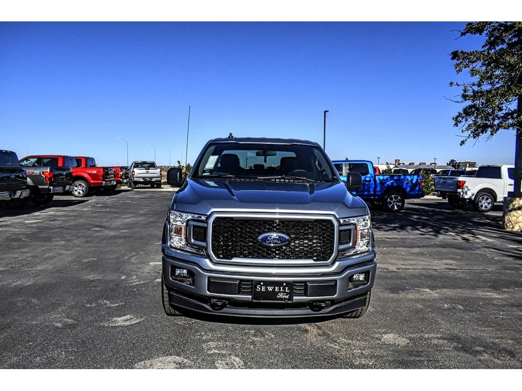 2020 Ford F-150 SuperCrew Cab 4x4, Pickup #L54457 - photo 3