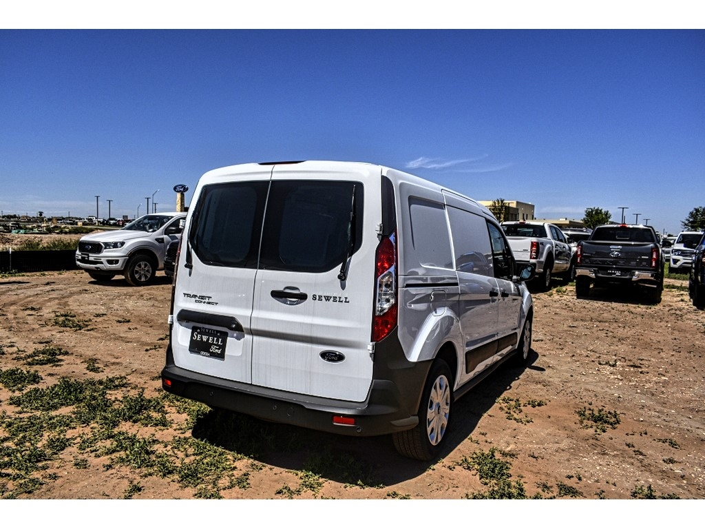 2020 Ford Transit Connect, Empty Cargo Van #L55475 - photo 8
