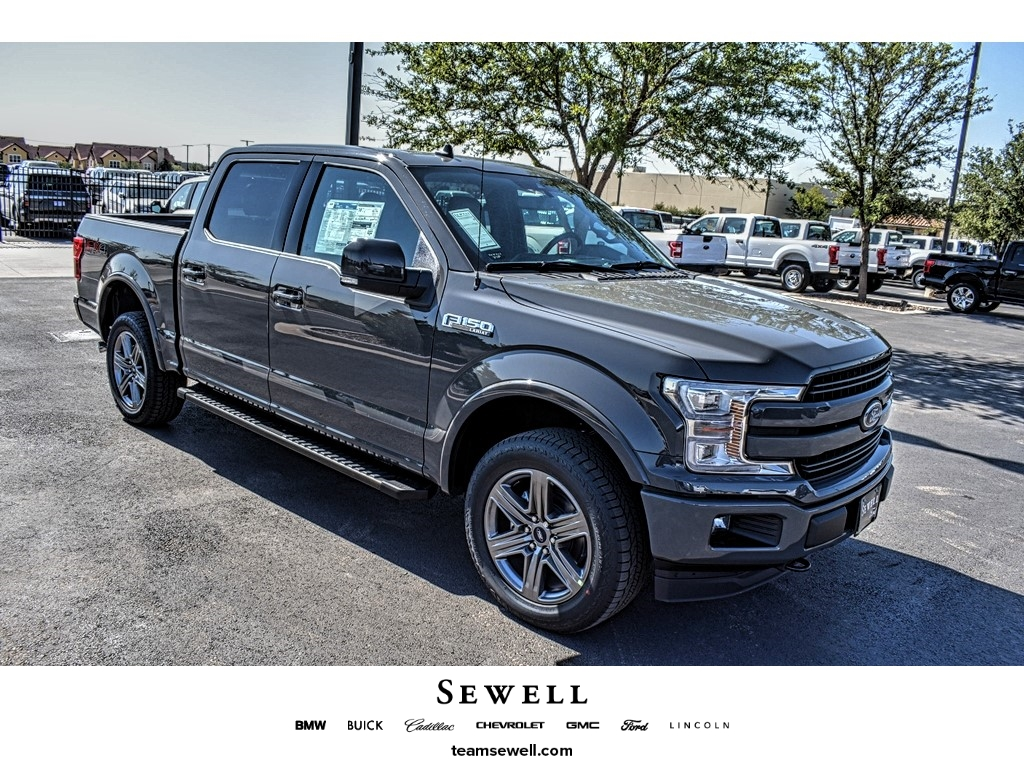 2020 Ford F-150 SuperCrew Cab 4x4, Pickup #L58893 - photo 1