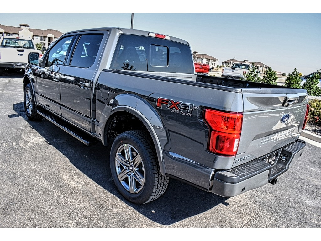 2020 Ford F-150 SuperCrew Cab 4x4, Pickup #L58893 - photo 6