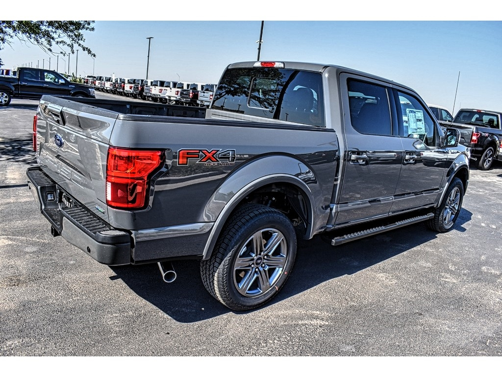 2020 Ford F-150 SuperCrew Cab 4x4, Pickup #L58893 - photo 2