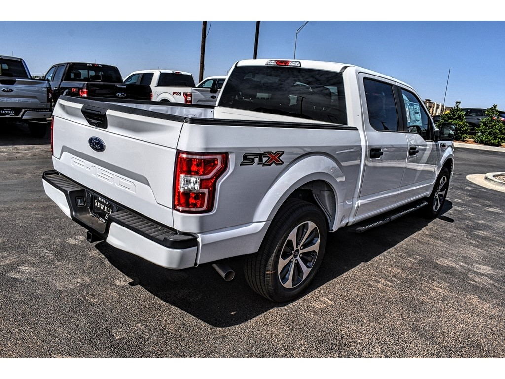 2020 Ford F-150 SuperCrew Cab 4x2, Pickup #L60529 - photo 1