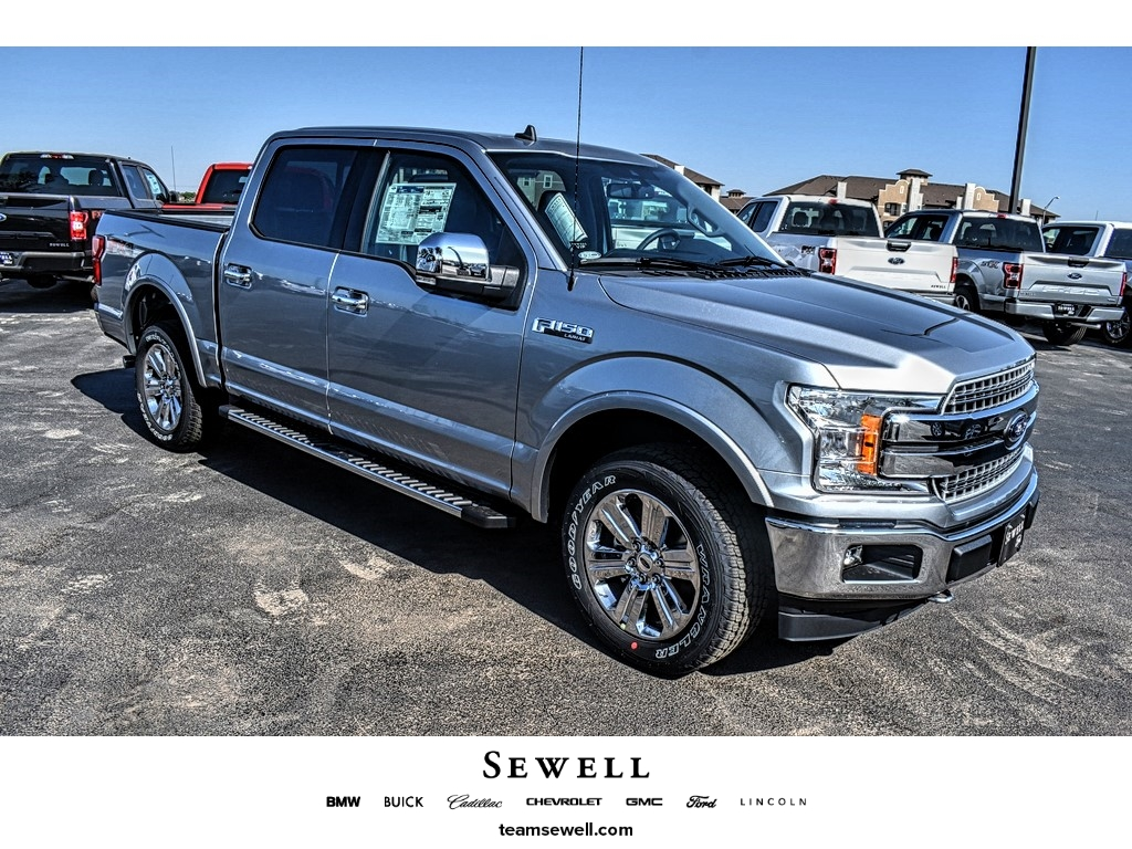 2020 Ford F-150 SuperCrew Cab 4x4, Pickup #L60556 - photo 1