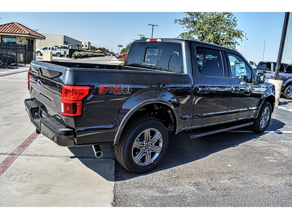 2020 Ford F-150 SuperCrew Cab 4x4, Pickup #L60565 - photo 2