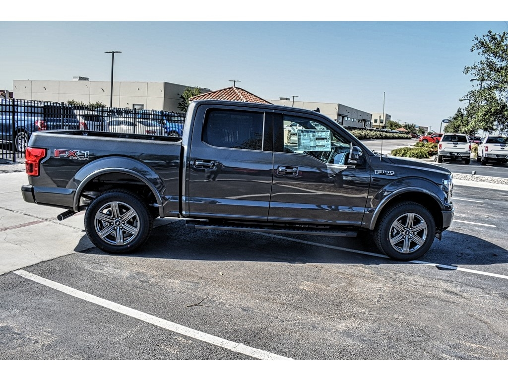 2020 Ford F-150 SuperCrew Cab 4x4, Pickup #L60565 - photo 8